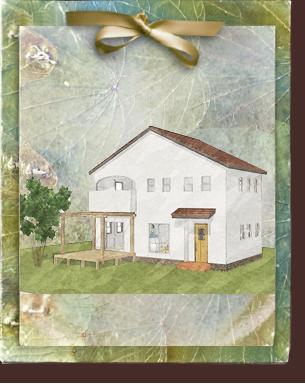 かわいい家は塗り壁のローコスト住宅 フローレンス-5