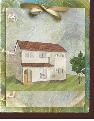 かわいい家は塗り壁のローコスト住宅 フローレンス-4